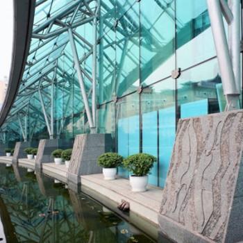 玻璃幕墙_钢结构幕墙_点支撑式幕墙_幕墙_材料商城