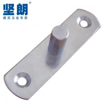 坚朗 上轴 镀蓝锌 地弹簧玻璃门配件DZ201-02
