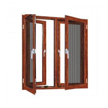 翔派 137断桥窗纱一体平开窗,壁厚1.6mm别墅专用,高端大气